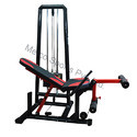 Indoor Gym Equipment Metco Leg Extension 9317