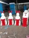 FRP Rabbit Dustbin (Code D-1)