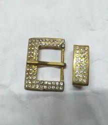 Zinc Belt Buckle Loopi