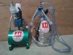KCI Automatic Nano Milking Machine, Automation Grade: Automatic