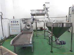 SS Automatic Macaroni Making Machine