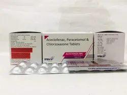 Acistensa-MR Tablets