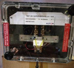 VAX31ZG0250BA Alstom Make Trip Circuit Supervision Relay