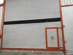 Wicket Door Rolling Shutter