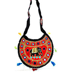 Embroidered Fancy Handicraft Handbag