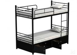 Bunk Bed With Shutter Storage