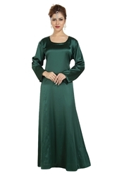 Ladies Night Wear Home Gown Maxi Dress