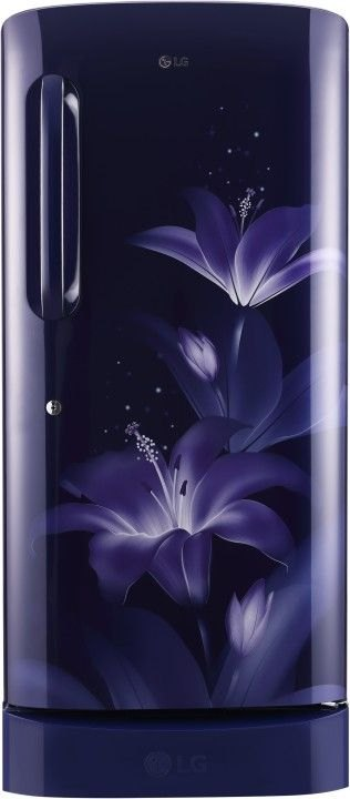 LG 215 L 5 Star Direct Cool Single Door Refrigerator (GL-D2...