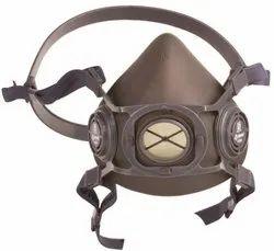 Single Filter Reusable Half Face Mask