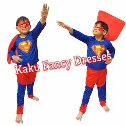 Kids Super Man Costume