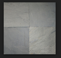 Grey Slate Stone, Thickness: 20-30 Mm