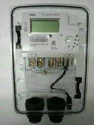 Single Secure Make Saral Meter for Industrial, 240-260 V