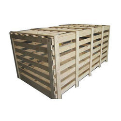Pallet Wooden Box, For Packaging