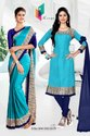 Industrial Uniform Sarees and Salwar Kameez Combo