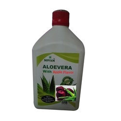 Apple Flavor Aloe Vera Juice
