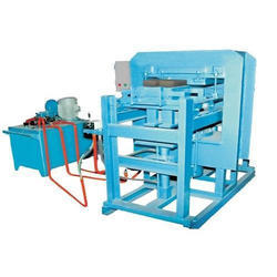 Hydraulic Pressure Fly Ash Bricks & Paver Block Machine