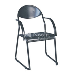 NF-176 Steel Restaurant Chair
