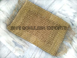 Seagrass (natural Fiber) Weaving Seagrass Mats