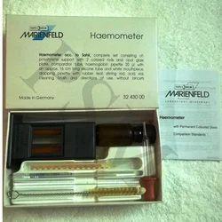 Marienfeld Haemometer Acc. To Sahli,complete Set