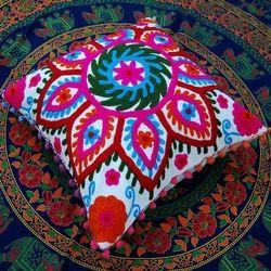 Suzani Cushion Cover
