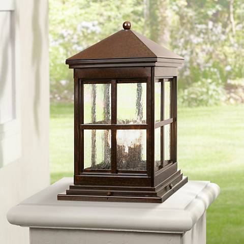 Outdoor gate post light at rs 90000 piece gate lighting outdoor outdoor gate post light mozeypictures Choice Image