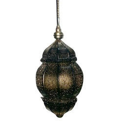 Antique Iron Hanging Lamp