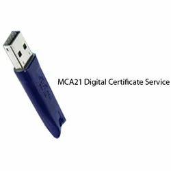 MCA21 Digital Certificate Service