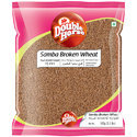 Double Horse Samba Broken Wheat, Pack Size: 500 G (1.1 Lbs), Pack Type: Packet
