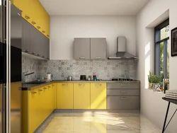 Chilliez L Shape Modular Kitchen
