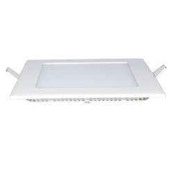 Aluminium Square LED Lights, Shape: Square