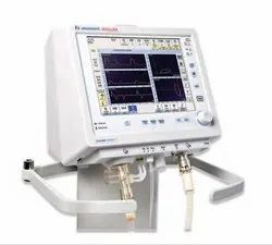 Graphnet Advance Universal-Adult, Pediatric & Neonatal Ventilator