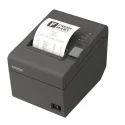 Black Wireless Barcode Printer
