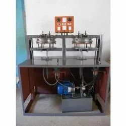 2 Dies Hydraulic Areca Plate Making Machine