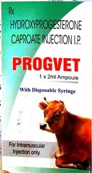 Veterinary Hydroxyprogestrone Caproate Injection