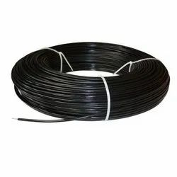 RR Kabel Black PVC Electrical Wire