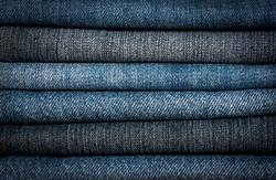 100% Cotton Lycra Denim Fabric