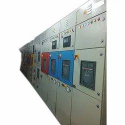 SSP Three Phase Motor Control Center Panel, 40-50 Degree Celsius