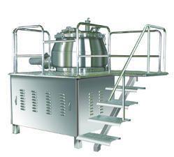 Dual Motor Mixer Granulation