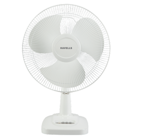 Havells Velocity Neo Hs White Table Fan
