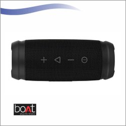 Boat Stone Spin X Bluetooth Speaker  Blue