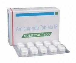 Sulpitac 400 mg Tablet (Amisulpride 400mg)