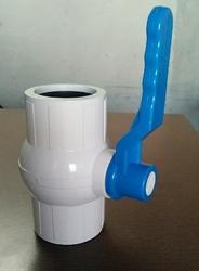 2 Inch PP Handle Ball Valve