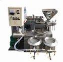 Peanut Oil Expeller Machine