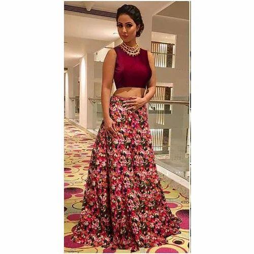 0a4274e8e1 Silk Ladies Designer Lehenga Choli, Rs 649 /piece, Vincy Fashion ...