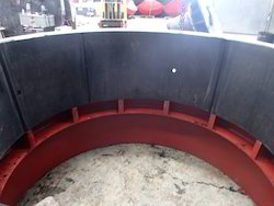 Corrosion Resistant Rubber Lining Service