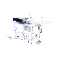 Automatic Electric Placket Setting Sewing Machine, Voltage: 220 V