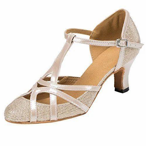7e54c9011c27 Ladies White Ballroom Dancing Shoes