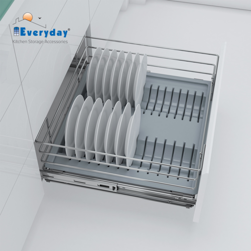 Modern Pvc Cutlery Plate Organizer For Drawer Basket And Tandem Rs 765 Piece Id 20408867062
