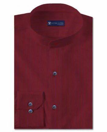 401dc37c Vitruvien Casual Oviedo Blue Stripes Shirts, Rs 2299 /piece | ID ...