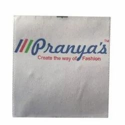 Cotton Printed Garment Label